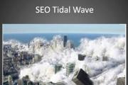 SEO Tidal Wave