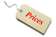 Raising your prices for 2012!
