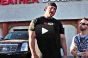 Fitness Marketing – Sam At Mayweather Gym