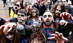 Fitness Pros Turned Zombies