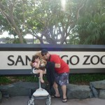 Daddy and me day San Diego Zoo